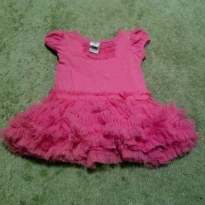 New Healthtex Layered Ruffle Party Dress